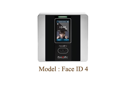 FingerTec FaceID4