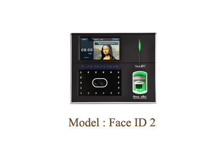 FingerTec FaceID2